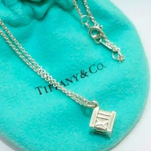 NWT Tiffany & Co. Authentic Atlas Necklace 🔥